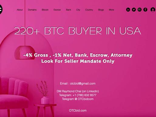OTCbid - Bitcoin price nears $15,000 as FOMO reigns over the crypto markets