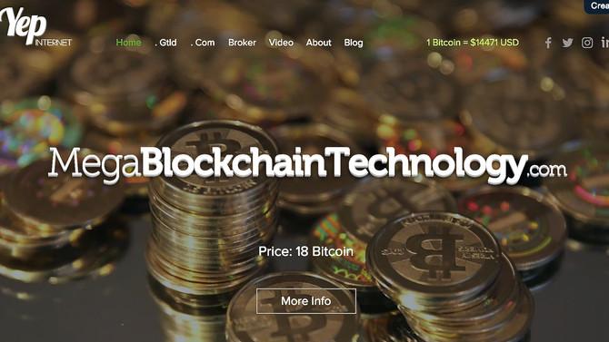 MegaBlockchainTechnology.com - 9 Technology Mega Trends That Will Change The World In 2018