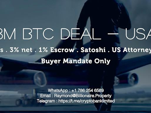OTCbid - Bitcoin Breaks Above $7,000 as Crypto Market Rallies Into Green
