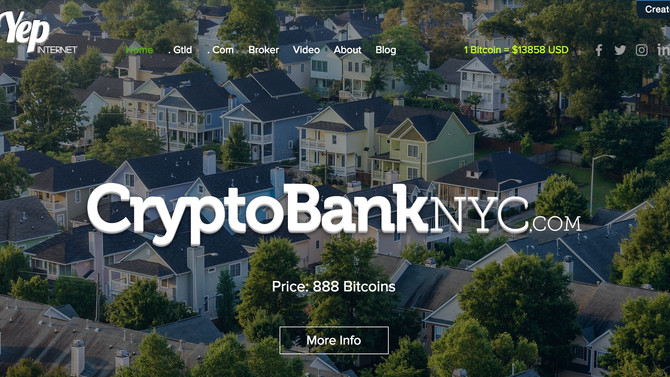 CryptoBankNYC.com - Mike Novogratz Wants to Build the Goldman of Crypto and List It in Canada