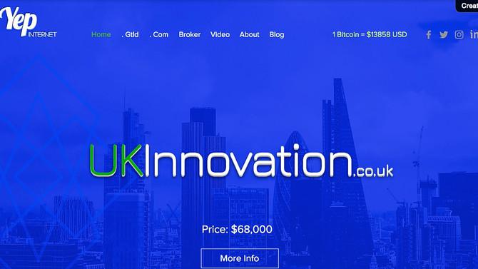 UKinnovation.co.uk - UK brands lag on innovation