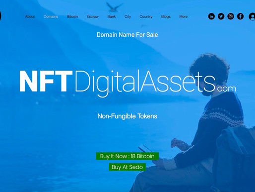 NFTdigitalAssets - DeFi Money Market Launches Non-Fungible Tokens to Empower $14B DeFi Ecosystem