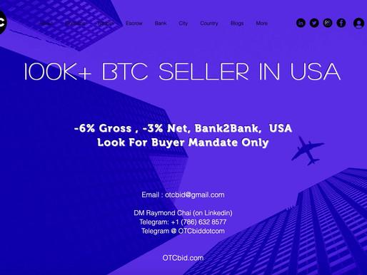 OTCbid - Bitcoin And Crypto Brace For A European Central Bank Bombshell