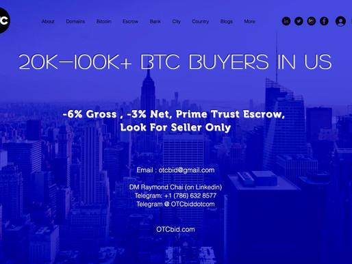 OTCbid - Paul Tudor Jones: Bitcoin Market Set for 'Crazy Rocket Ship Ride'