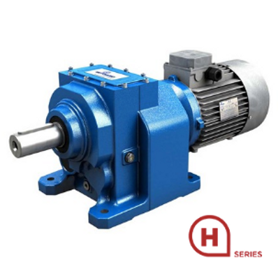 Helical gear reducers H Series
