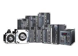 Servo Systems - AC Servo Motors and Drives