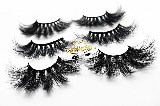 U N T A M E D 🔥 25mm lashes will restoc