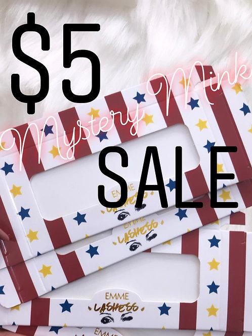 $5 Mystery Mink 3D sale
