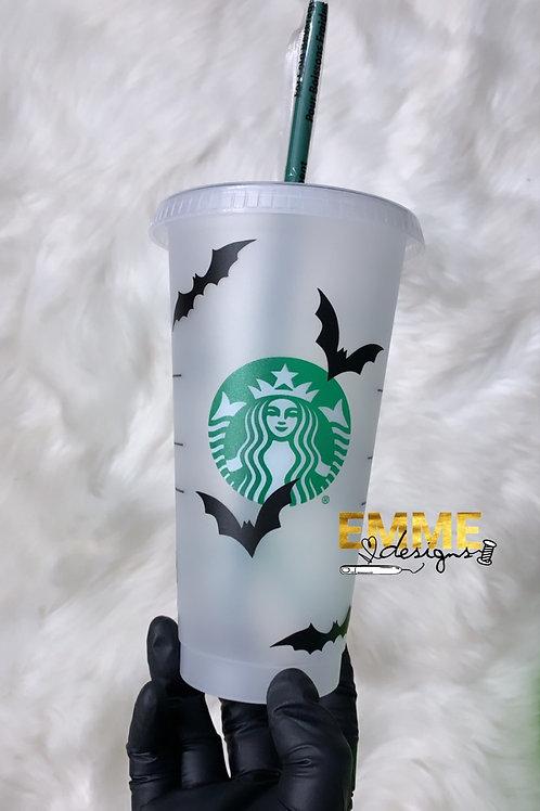 Bats custom cup