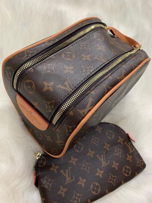 LV makeup pouch