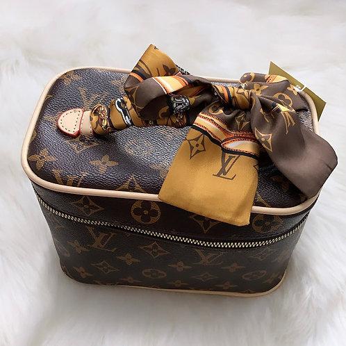 LV Makeup bag on a budget