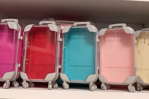 Empty luggage's