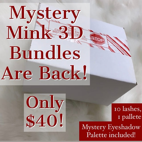 Mink 3D Box Bundle