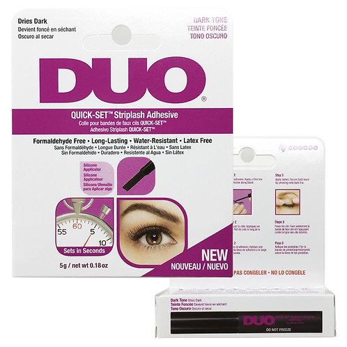 NEW! Duo Quick Set Dark Tone Adhesive