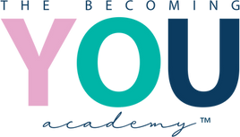 The Becoming You Academy Logo (Trademarked)
