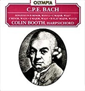 CPE Bach Cover Image