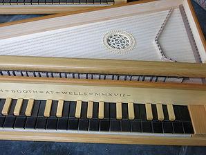 Ottavini Harpsichord Creation
