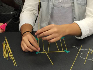 The Marshmallow Tower Challenge & Mindset