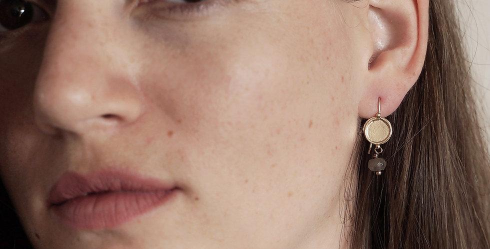 Boucles d'oreilles BIZANTIN