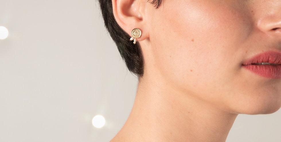 Boucles d'oreilles RENSEI