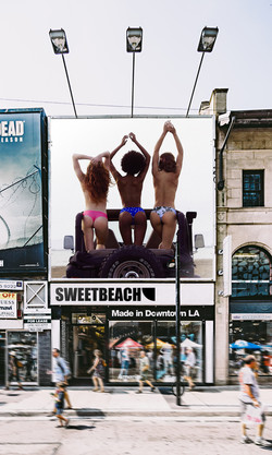 sweetbeach brand