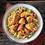 Thumbnail: Unbreaded Orange Chicken & Cauliflower Rice Stir Fry Bowl