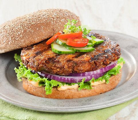 Organic Harvest Blend Veggie Burger: Mushrooms, Veggies & Cheese