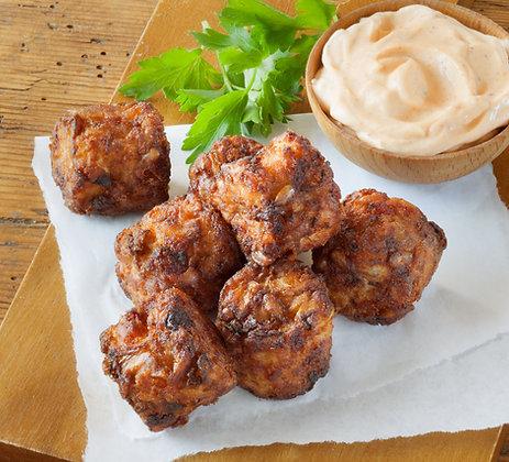 Organic Cauliflower Bites