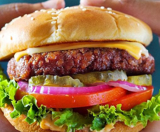 Organic Plant-Based Burger