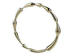 Bracelet or jaune 3960 €