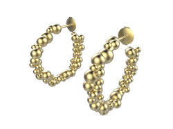 BO Gravity bulles or jaune 1770 €