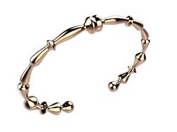 Bracelet or rose 3430 €