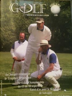 Article presse Golf