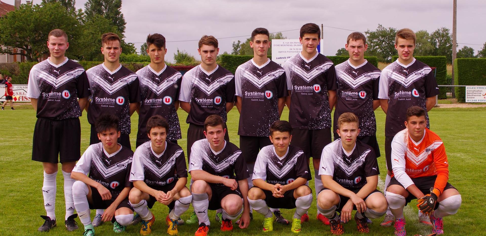 Equipe Cantonale U17