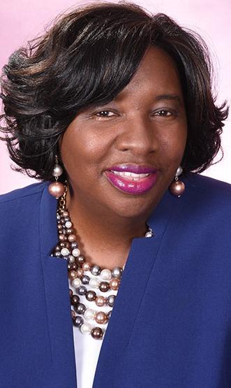 Commissioner Vivian Thomas