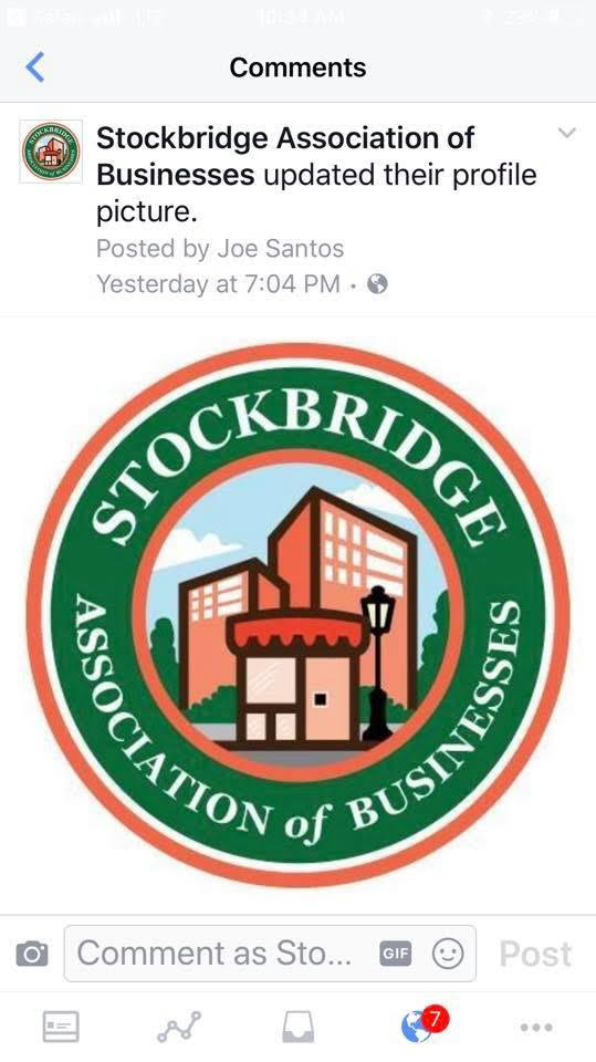 Stockbridge Bus Logo