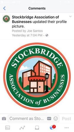 Stockbridge Bus Logo