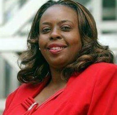 Councilwoman Sandra Vincent