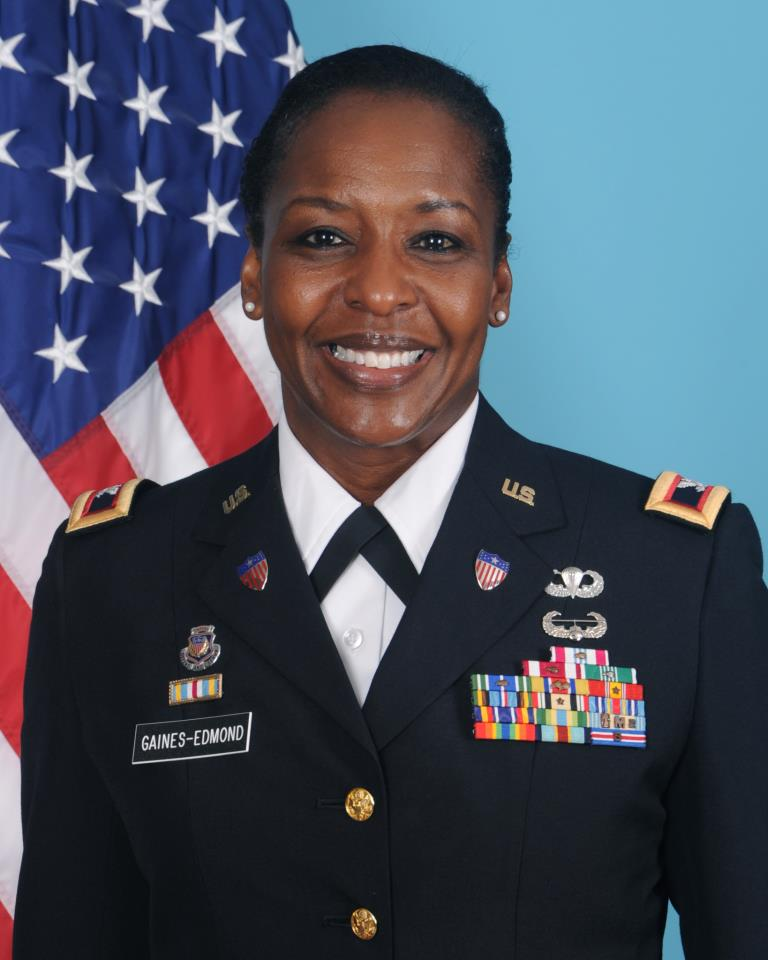 COL Denise Gaines Edmond