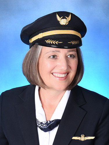 Captain Tami Haloran