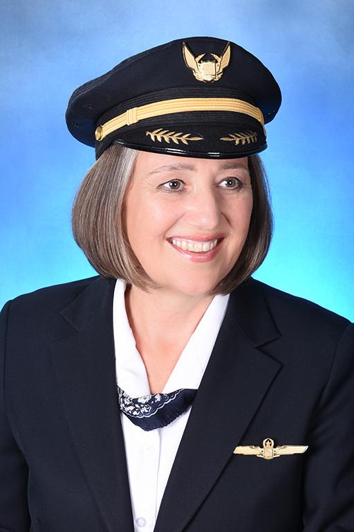 Captain Tami Haloran