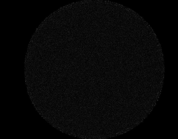 Forma redonda granulada