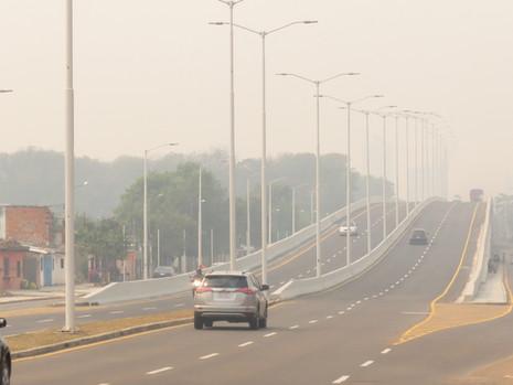 Corredor Vial Botánico de 1350 mts se posiciona como el viaducto más largo de Asunción
