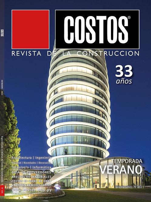 Revista Costos- Diciembre - 303