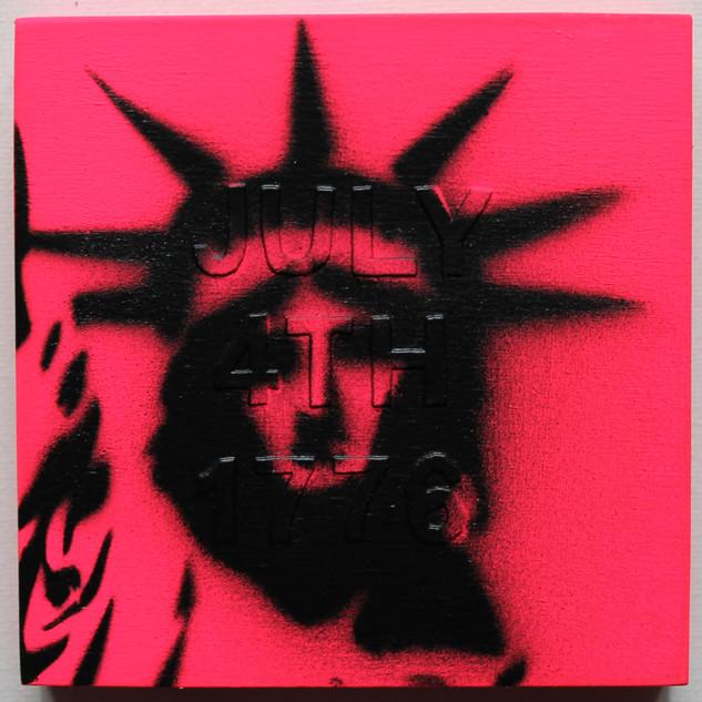 Liberty (July 4th 1776