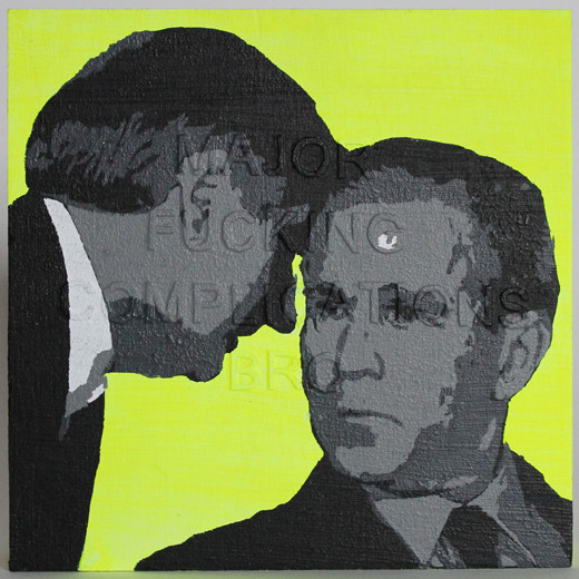George W. Bush 9/11 (Major Fucking Complications)