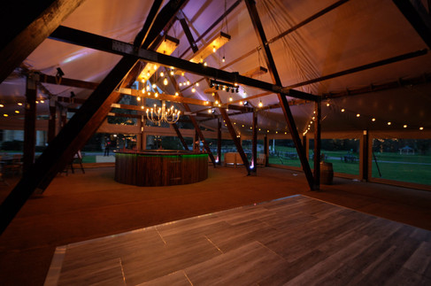 Cruck-tent-to-hire-fro-corporate-events-