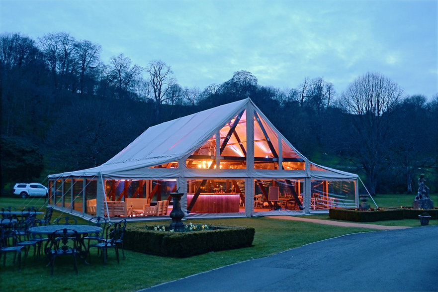 Wedding marquees for hire across barkshire