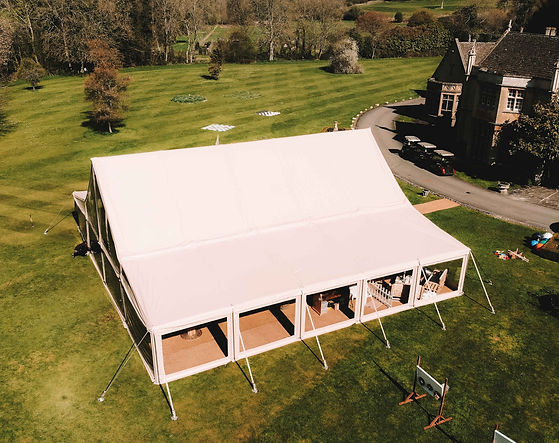Stunning marquees available for hire in Henley on thames
