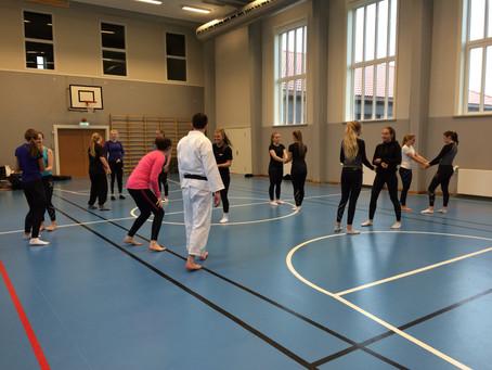 Gymtimer på skoler i Vestfold
